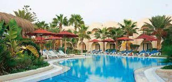 SENTIDO Djerba Beach: piscine calme
