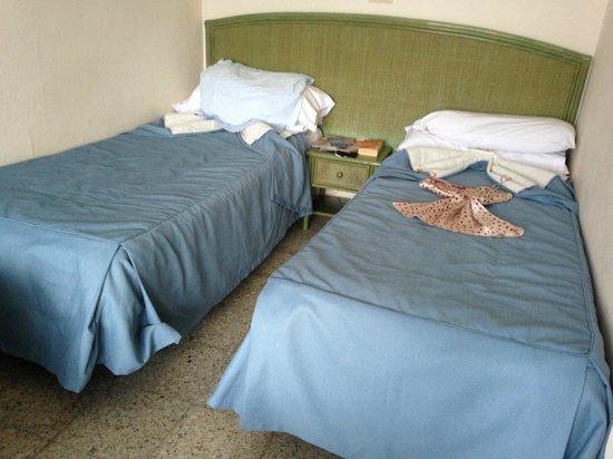 Apartamentos Panorama: Beds - very comfy