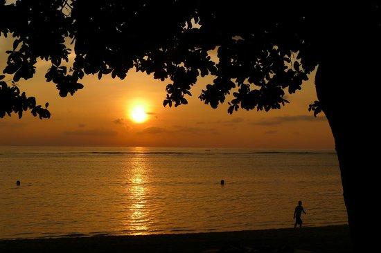 The Westin Resort Nusa Dua, Bali : Sunrise at the Westin