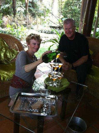 Amatao Tropical Residence: Amatao bids us Farewell in style