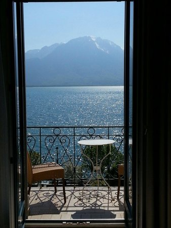 Eden Palace au Lac: Seeblick normales Zimmer