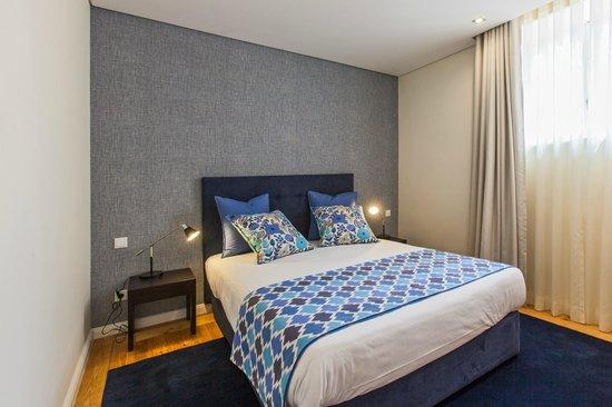 Casas do Porto - Ribeira Apartments: Double Bedroom
