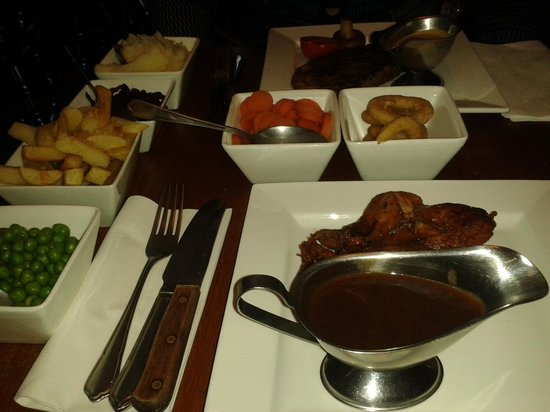 Stables View: Delicious and reasonably priced!