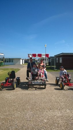Camber Sands Holiday Park - Park Resorts: Family go karts