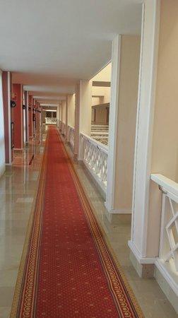 Hipotels La Geria: 3rd floor Hallway