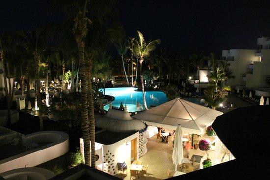 Hipotels La Geria : View from room no326 3rd floor