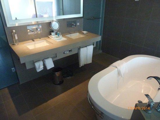 Hotel Novotel Taipei Taoyuan International Airport: Bathroom
