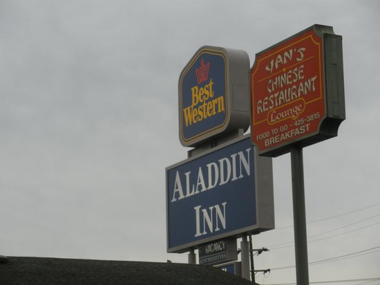 BEST WESTERN Aladdin Inn : Aladdin Inn