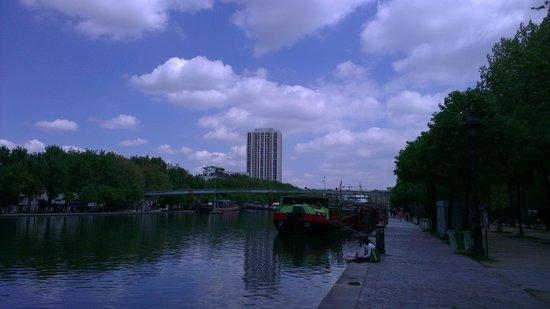 Mercure Paris 19 Philharmonie La Villette Hotel : Mercure Paris La Villette