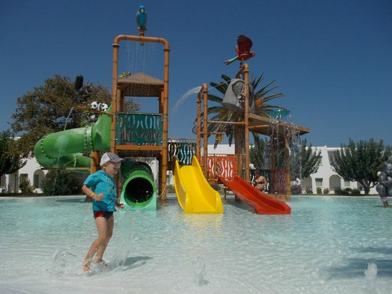 Louis Creta Princess Beach Hotel: детский лягушатник