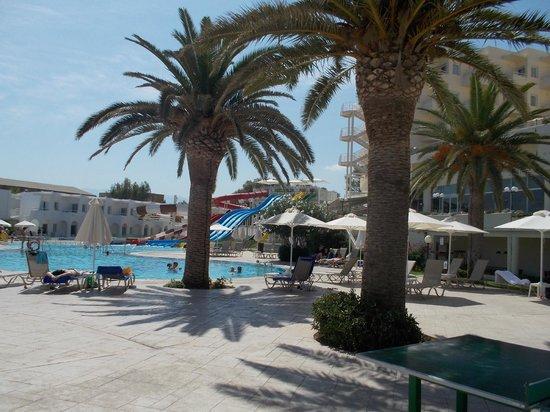 Louis Creta Princess Beach Hotel: горки