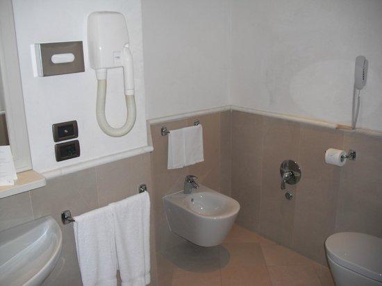 Pitti Palace al Ponte Vecchio: salle de bains