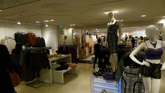Forever 21 Clothing Shop Picture Of Forever 21 Hong Kong