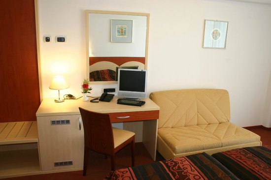 Hotel Krek: Twin Room