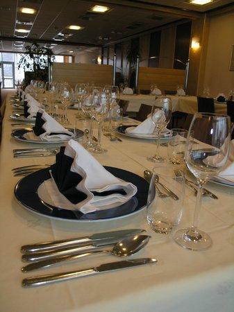 Hotel Krek: Restaurant
