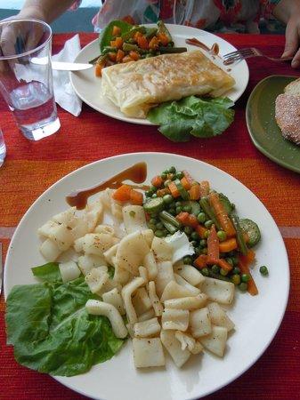 Le Corail - Chez Tarik : Une cuisine très raffinée