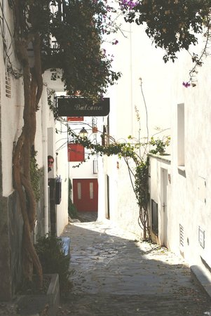 Es Balconet : Street view