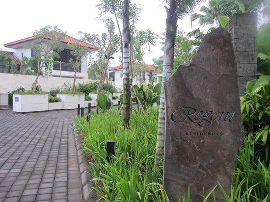 Fairmont Sanur Beach Bali: villas
