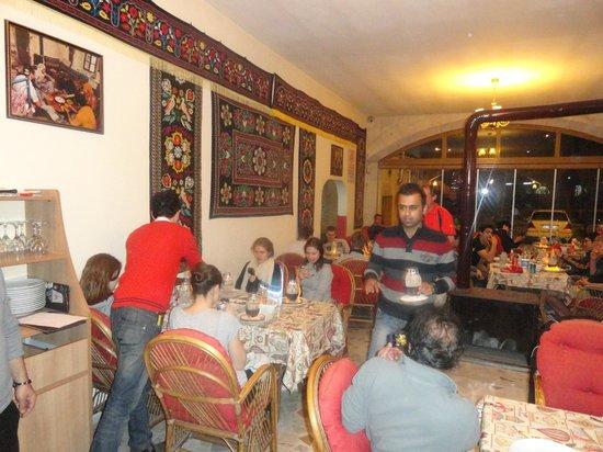 Old Cappadocia Cafe & Restaurant: Ali  N Hadi cousine