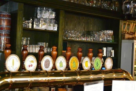 Pivovarsky dum : Trevliga ölsorter