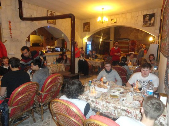 Old Cappadocia Cafe & Restaurant: Again Alİ