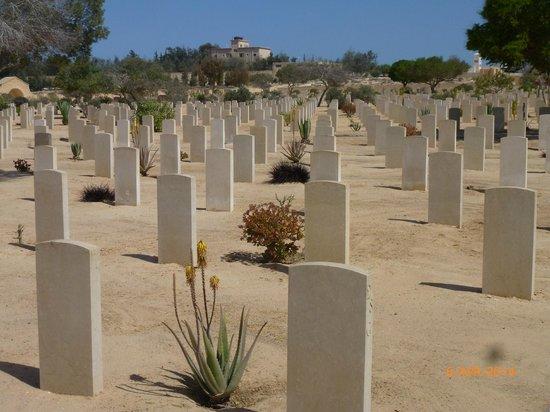 El Alamein War Cemetery: The legacy of war