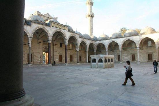 Süleymaniye-Moschee: 6