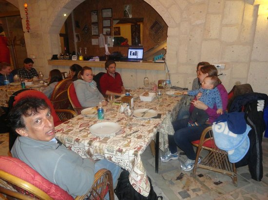 Old Cappadocia Cafe & Restaurant: Best RUSSİAN group