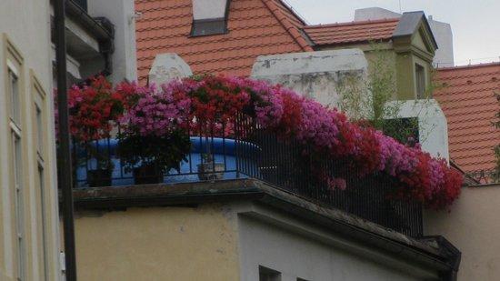 Lesser Quarter (Mala Strana) Prague Czech