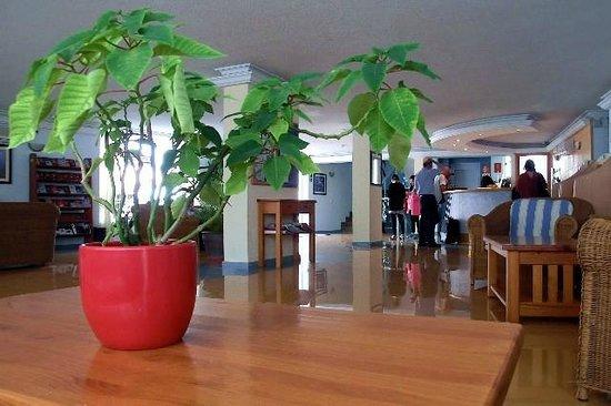 Hotel Playasol Maritimo : La hall dell'Hotel Maritimo