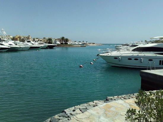 Three Corners Rihana Inn : Marina
