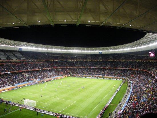 Cape Town Stadium (Green Point Stadium): FIFA World Cup 2010