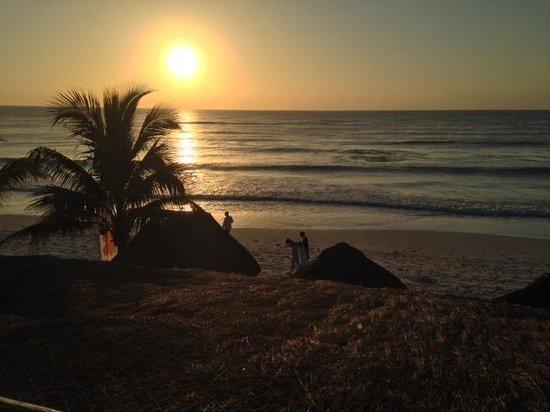 Villa Las Estrellas: Sunrise