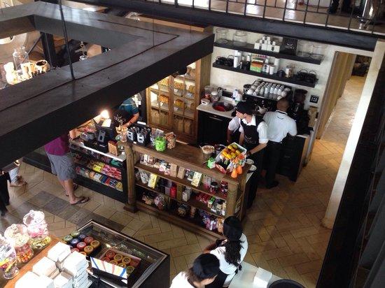Tredici: The coffee bar