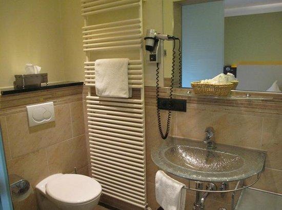 Hotel Deutsche Eiche: Single standard room