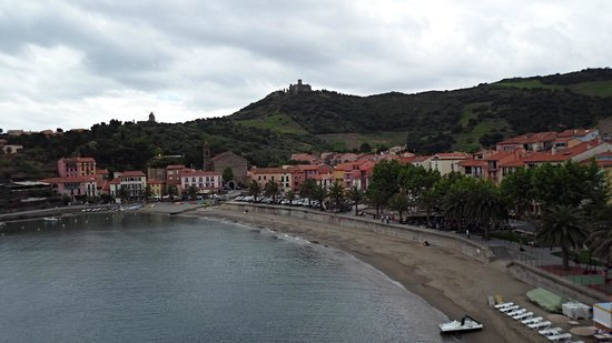 Camping Club Mar Estang : collioure