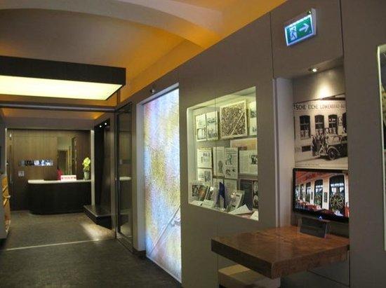Hotel Deutsche Eiche: Lobby