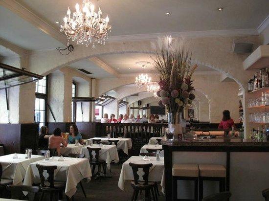 Hotel Deutsche Eiche: Restaurant