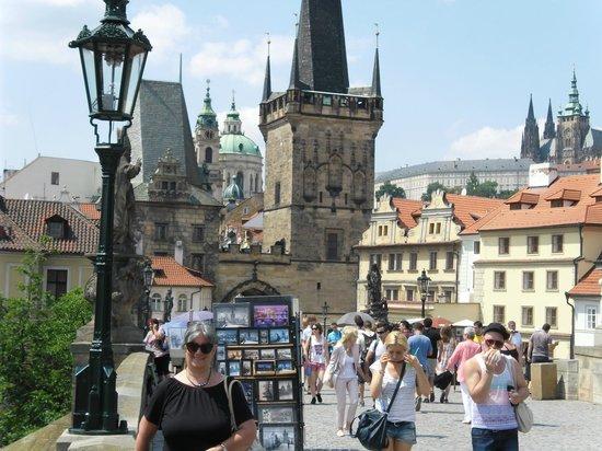 Château de Prague : Charles Bridge (Prague)