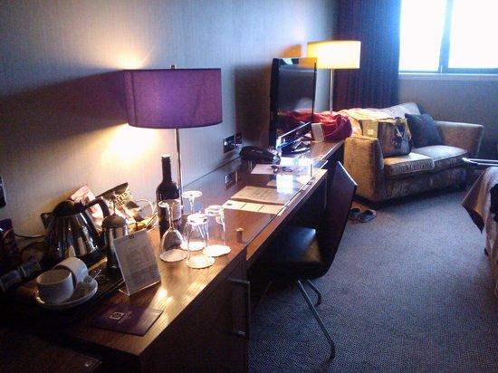 Kingsmills Hotel: Room