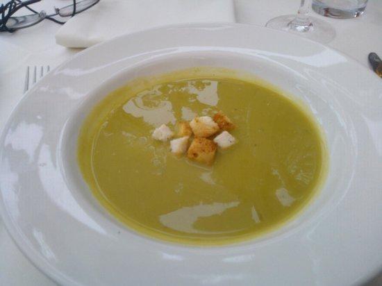 Kingsmills Hotel: Green Pea Soup