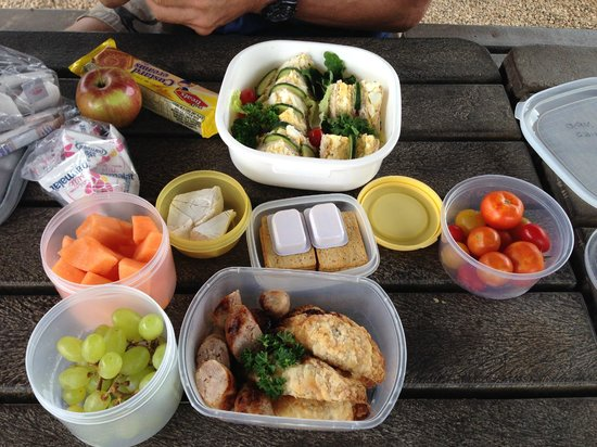 Addo Reach: Picnic lunch