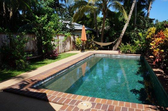 Vila Chaumieres : Pool