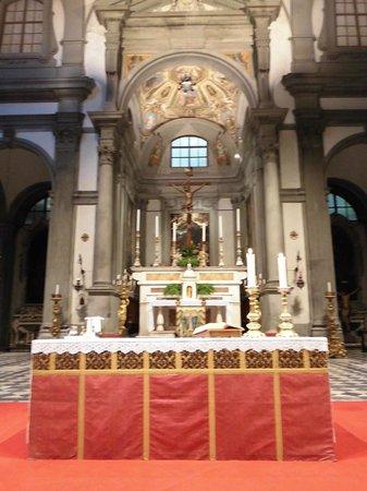 Church of Santa Felicita: Altare