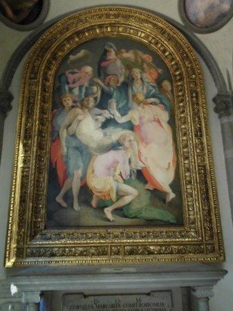 Church of Santa Felicita: Dipinto del Pontormo