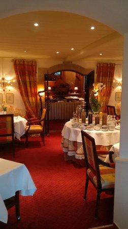 Parkhotel Sonnenhof: breakfast room