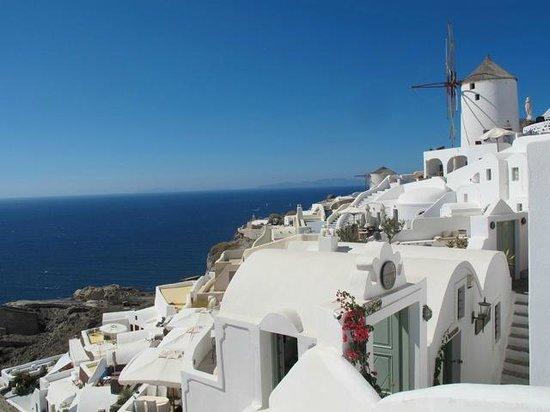 Fanari Villas: Amazing view