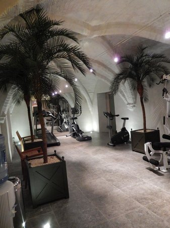 Grand Hotel Casselbergh Bruges: Hotel Gym
