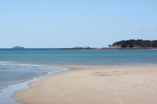 Keppel Haven : Peaceful beach