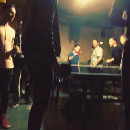 Alternative Berlin Tours: Ping Pong Bar